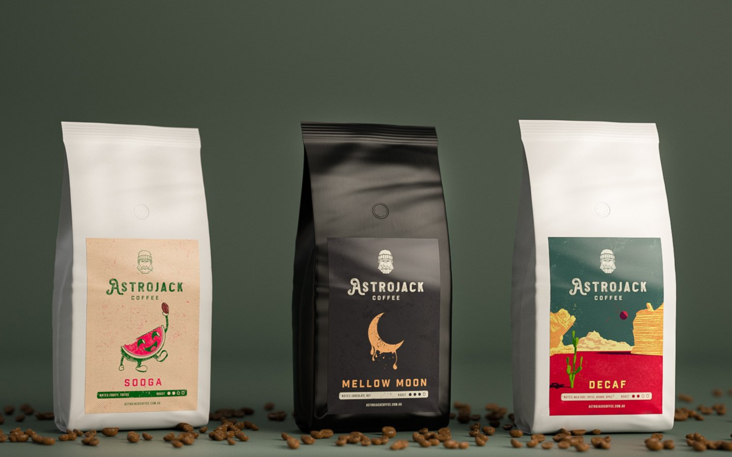 25% off All Coffee Blends + $7 Shipping
