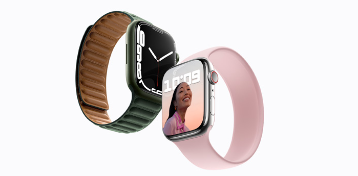 Buy Apple Watch Series 7 from $599 plus 3 free months of Apple Fitness+