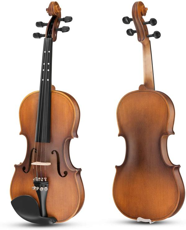 Save up to 67% OFF plus extra 20% OFF with coupon on Violins now $32
