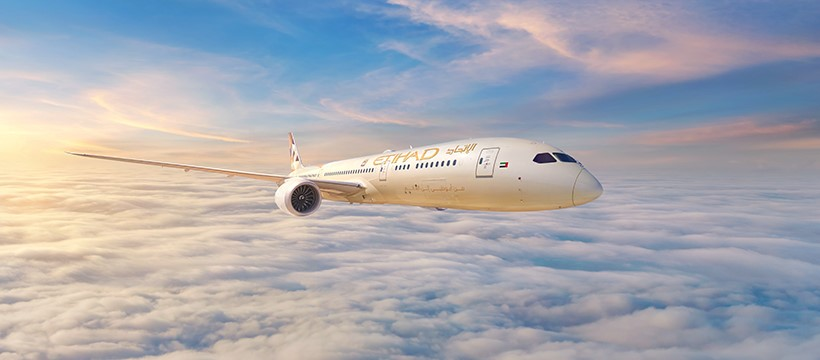Etihad Airways book one-way flight deals from Australia to UAE, Spain, the UK & more from A$897