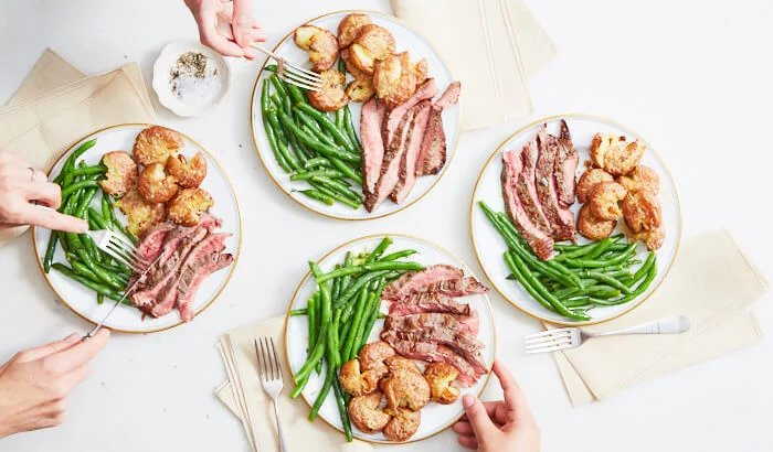 Save $40 OFF on 4-person box for 4 meals now $138.19(was $113.19)