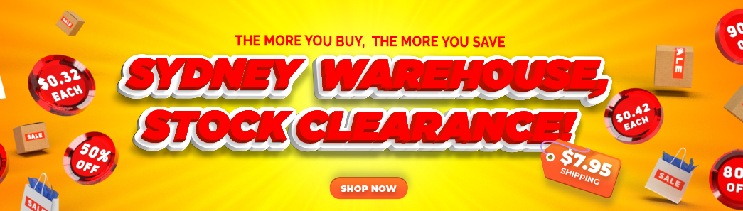 Fishpond Up to 99% OFF on Warehouse stock clearance sale
