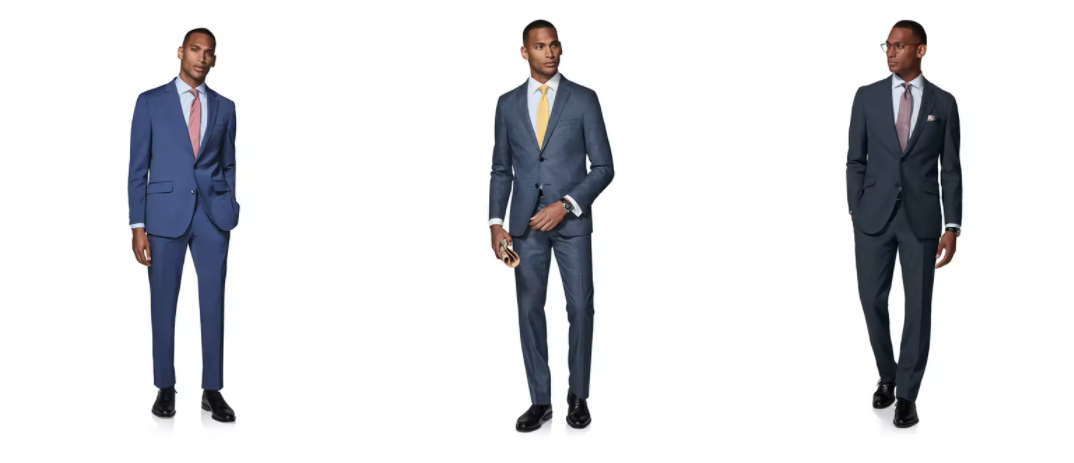 Suits from $250. Up to 50% OFF on TM Lewin clearance suits