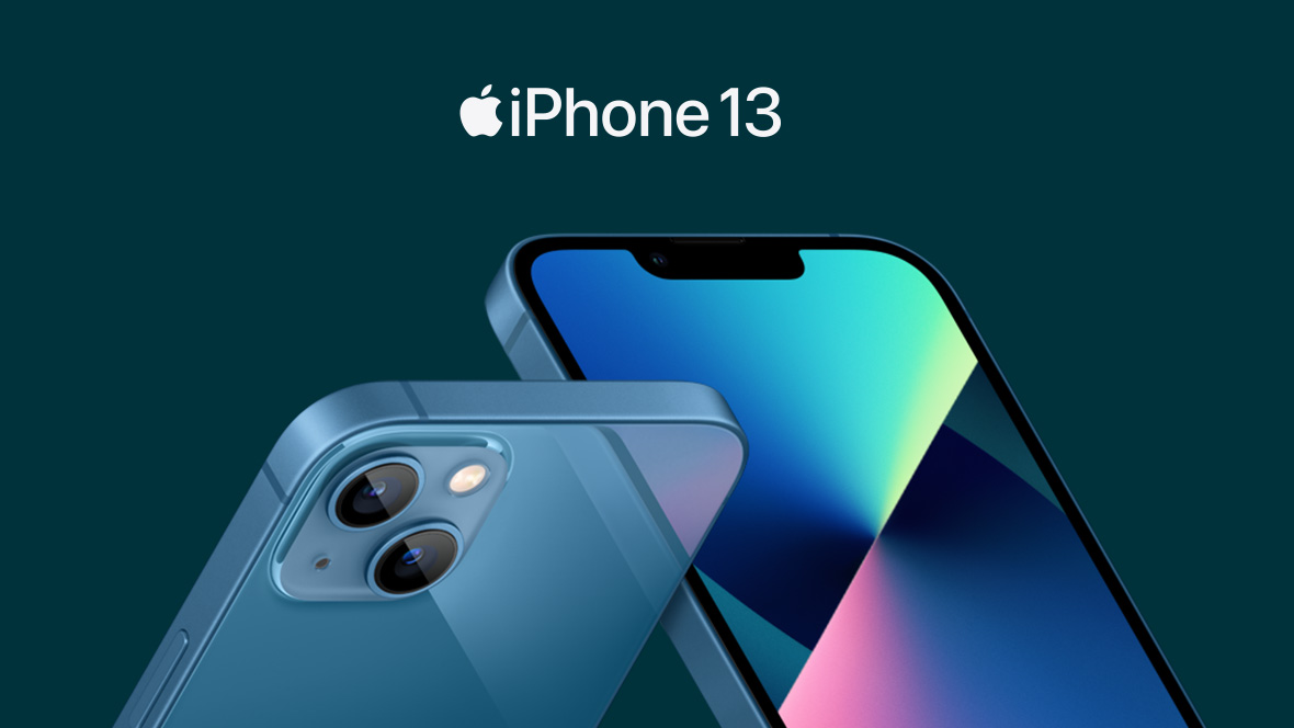 Save up to $1100 on the iPhone 13 series when you trade-in