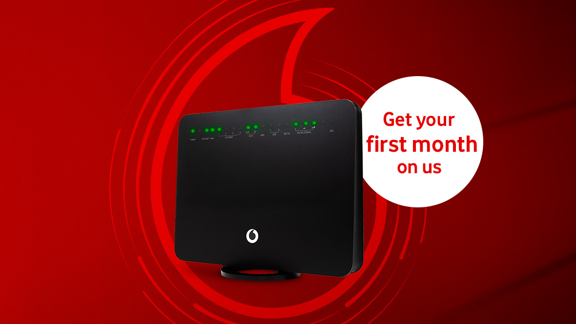 Save  $15/mth on nbn 50 plan, First month free on Wireless broadband plan